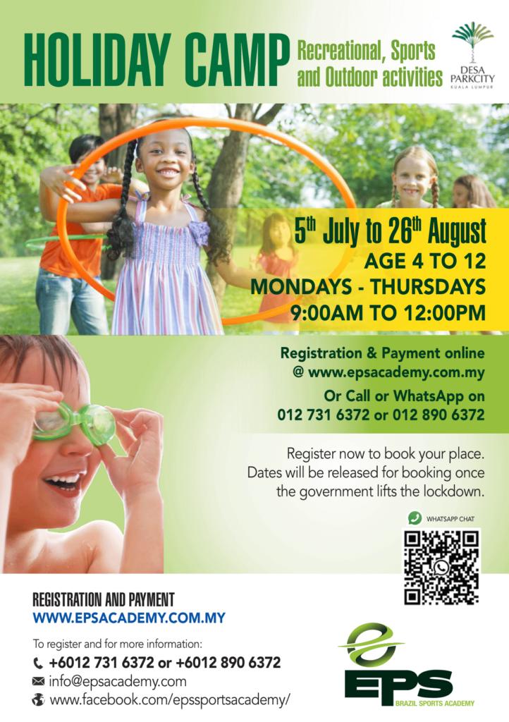 EPS Summer Holiday Camp 2021